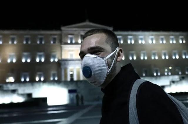 La Grecia in isolamento lunedì, 150 euro di multa per infrazione alle regole