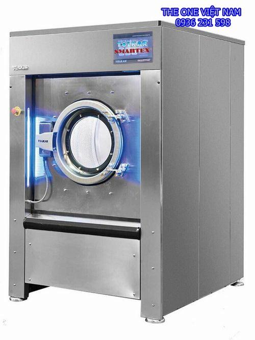 Máy giặt nhuộm công nghiệp Tolkar cho trung tâm y tế Quảng Ninh
