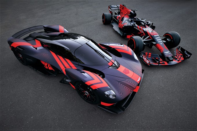 "Aston Martin Valkyrie ""freewheeling"" at Silverstone - About News"