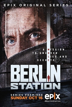Série Berlin Station - 2ª Temporada 2018 Torrent
