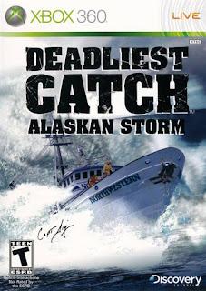 Deadliest Catch: Alaskan Storm (X-BOX360) 2008