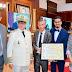 تكريم مسرح النون والفنون بالفقيه بن صالح