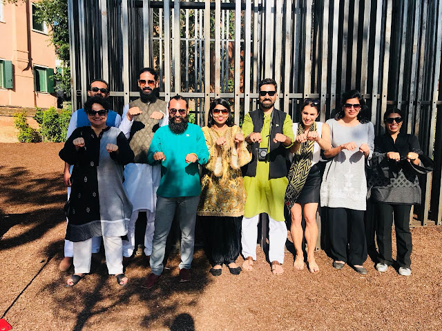 Khaadi enables the first ever National Pavilion of Pakistan at the Venice Biennale 2018