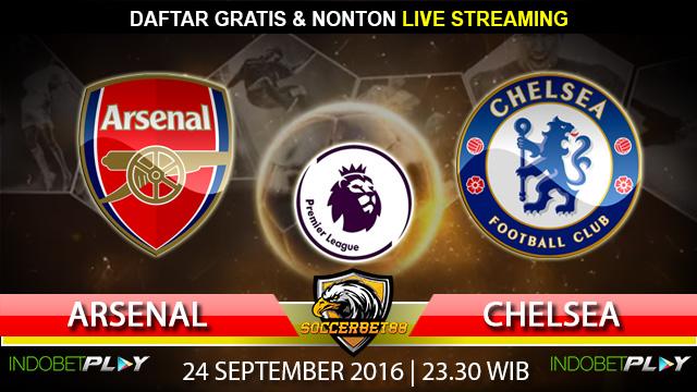 Prediksi Arsenal vs Chelsea 24 September 2016 (Liga Inggris)