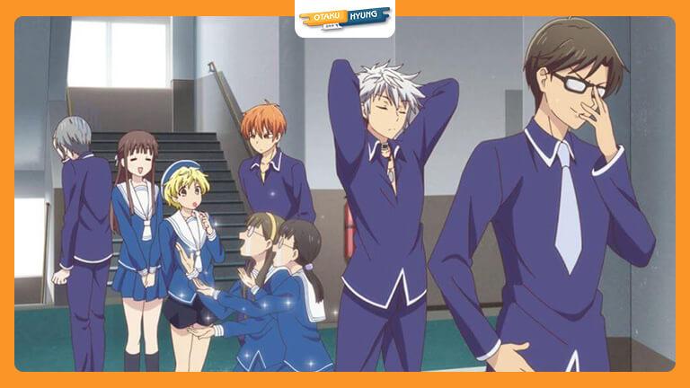 Anime yang Mirip dengan Fruit Basket