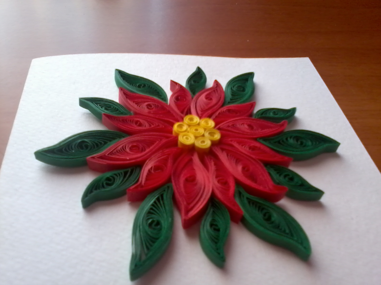 quilling my passion christmas cards