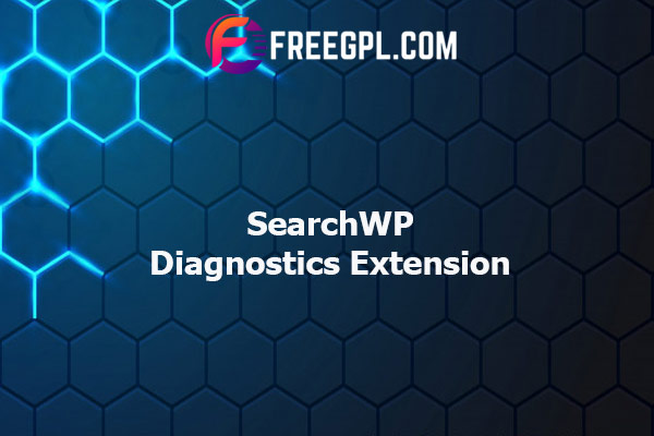 SearchWP Diagnostics Extension Nulled Download Free