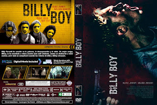 CARATULA BILLY BOY  - 2018