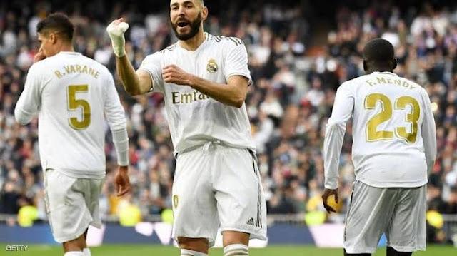 تشكيلة المتوقعة ريال مدريد ضد ريال سوسيداد عبر سوفت سلاش