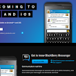 Ya disponible BlackBerry Messenger beta para iOS y Android         MeAppleBlog