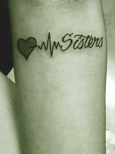 Best sister tattoos designs Ideas
