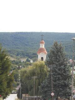 A jól ismert templomtorony