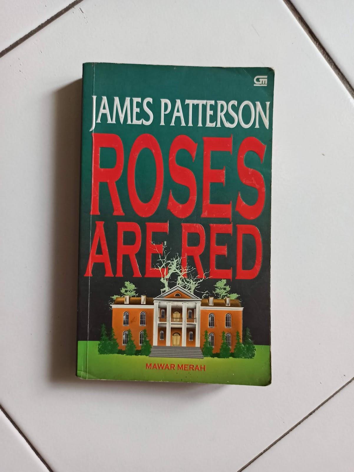 Mawar Merah Oleh James Patterson