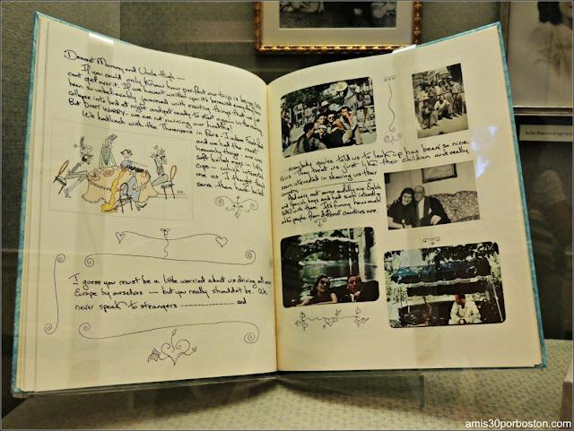 Diario del Viaje de las Hermanas Bouvier por Europa