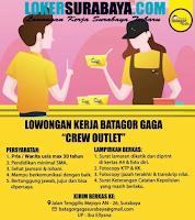 Lowongan Kerja di Batagor Gaga Surabaya Oktober 2020