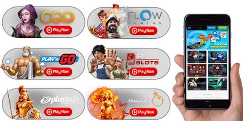 Penyedia Slot Online Deposit Pulsa Rate 100%
