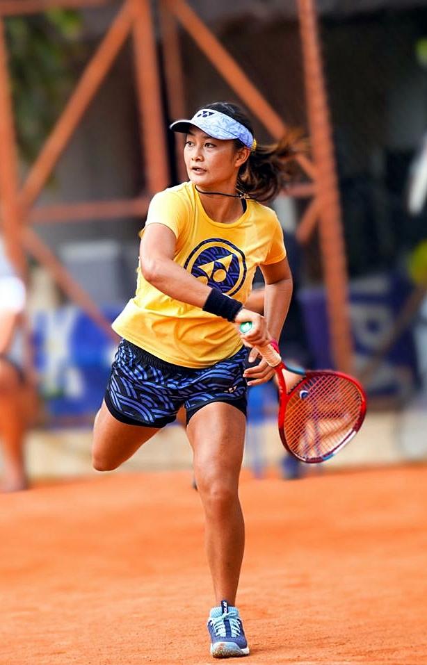 Awal Juni Berlaga di Roland Garros, Priska Madelyn Nugroho Bidik 10 Besar Dunia