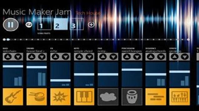 Aplikasi Cover Lagu