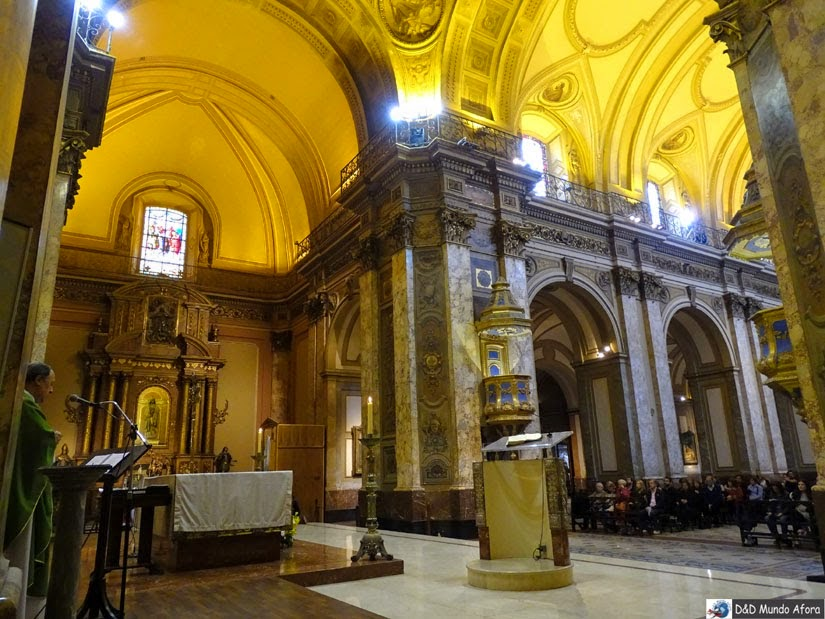 Buenos Aires (Argentina) - Catedral Metropolitana de Buenos Aires