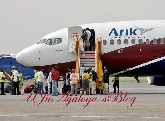 Arik Air resumes fights to Asaba, increases frequency on Lagos, Abuja, Port Harcourt