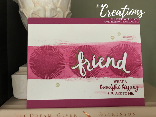 APMCreations | Lovely Inside & Out bundle and Rose Wonder