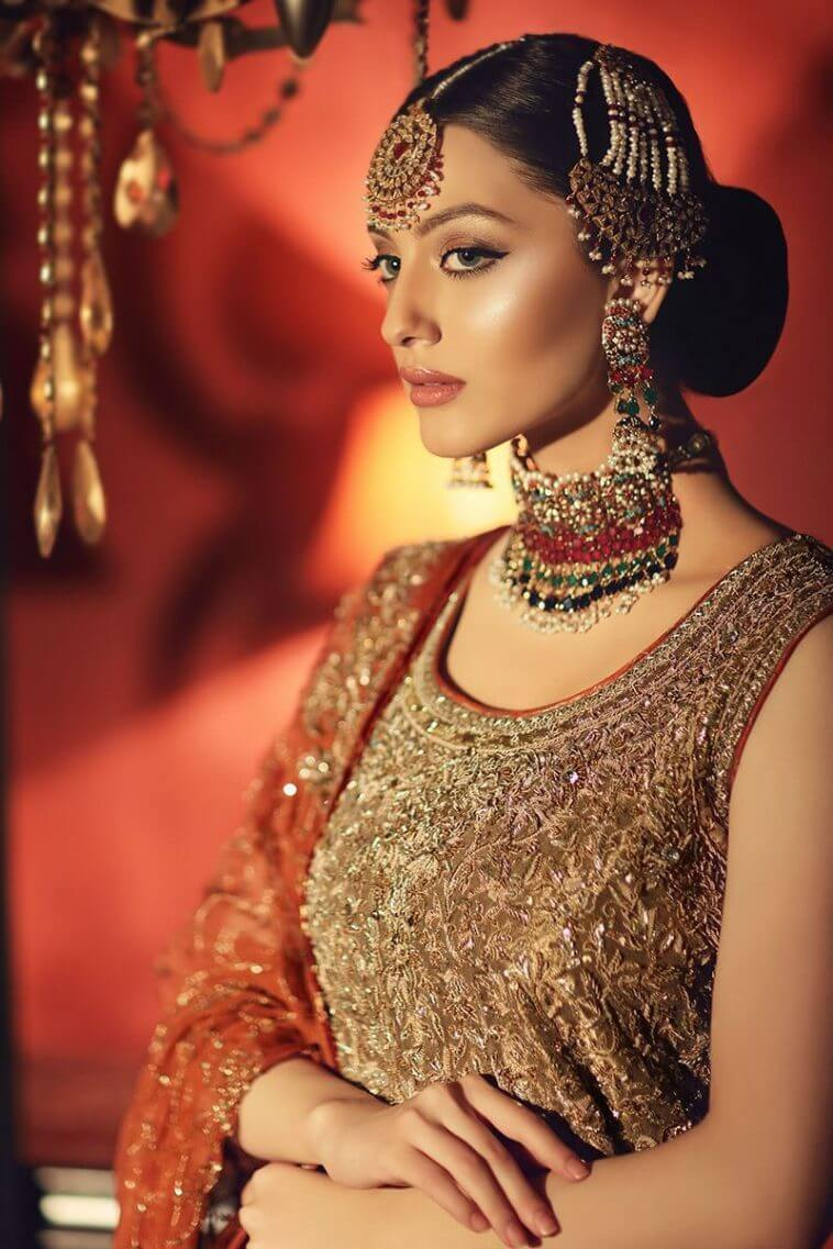 Traditional and grand collection of Pakistani bridal dresses
