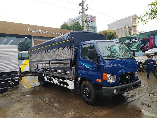 Giá xe tải Hyundai 110XL năm 2021