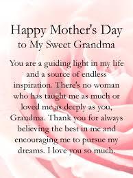 Grand mom women day image
