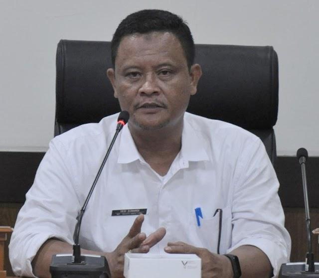 Di Lockdown, DPRD Jabar Pindahkan Rapat Paripurna Peringatan HUT ke 71 Provinsi Jabar ke Hotel e'l Royale Bandung