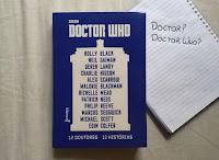 resenha Doctor Who 12 Doutores, 12 Histórias