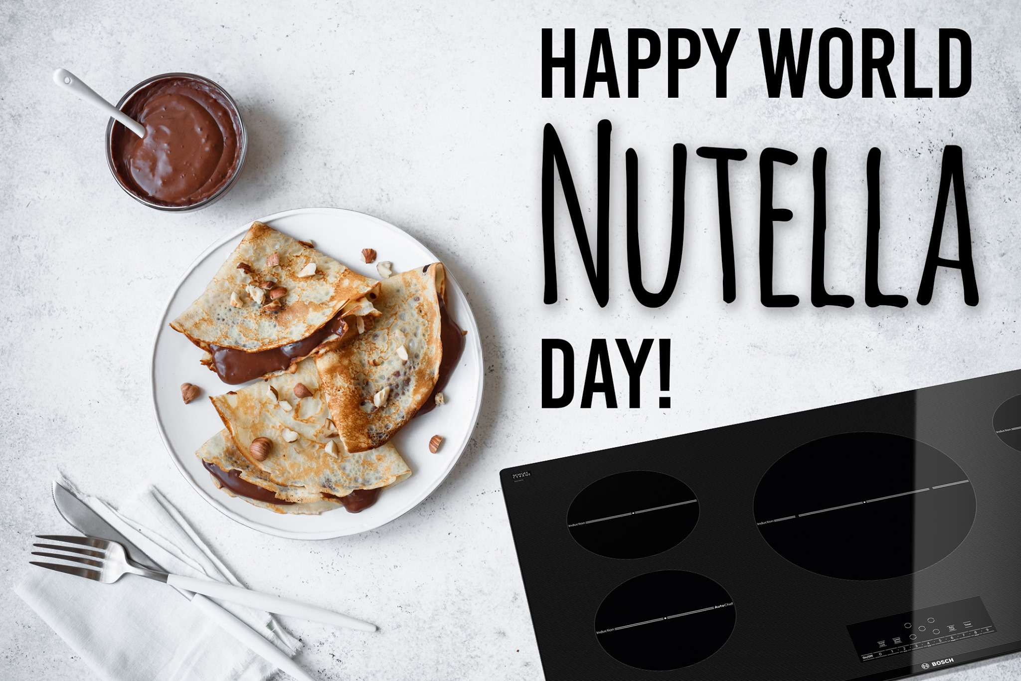 World Nutella Day Wishes Images