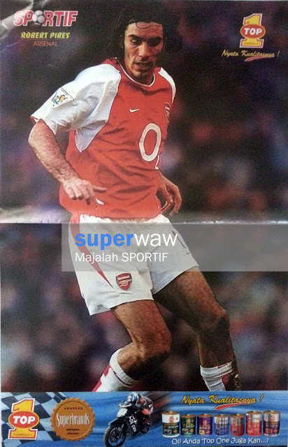 Robert Pires (Arsenal 2003)
