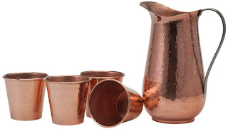 Copper Pot Water ki photo