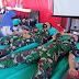 Kepedulian Koramil Manisrenggo Laksanakan Donor Darah Dan Berikan Himbauan Covid-19