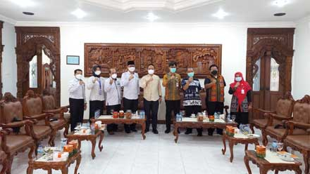UIN Raden Fatah Palembang Jajaki Kerja Sama dengan Pemkab Kebumen