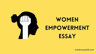 Women Empowerment Essay For Students