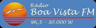 Rádio Boa Vista FM de Paracatu - MG ao vivo, a melhor rádio do Noroeste de Minas online para você curtir a vontade