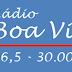 Ouvir a Rádio Boa Vista FM 96,5 de Paracatu MG Ao Vivo e Online