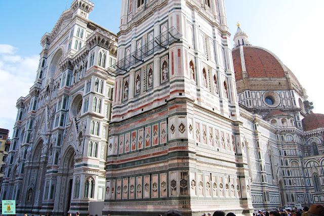Duomo de Florencia en La Toscana