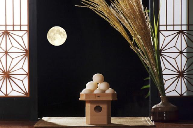 Nhật Bản - Lễ hội ngắm trăng