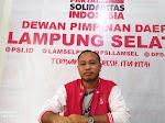 DPD PSI Lamsel Optimis Hadapi Verifikasi KPU Saat Pemilu 2024