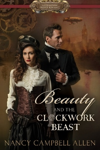 Beauty and the Clockwork Beast cover