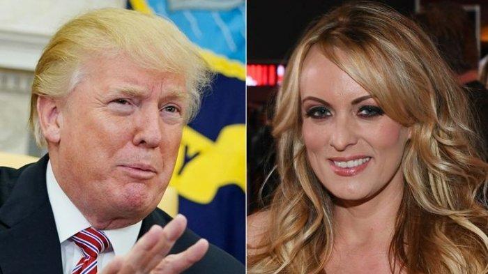 Bintang Porno Menang Gugatan Rp 6 Millyar Kasus Selingkuh Trump