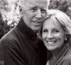 Biden and Nalia