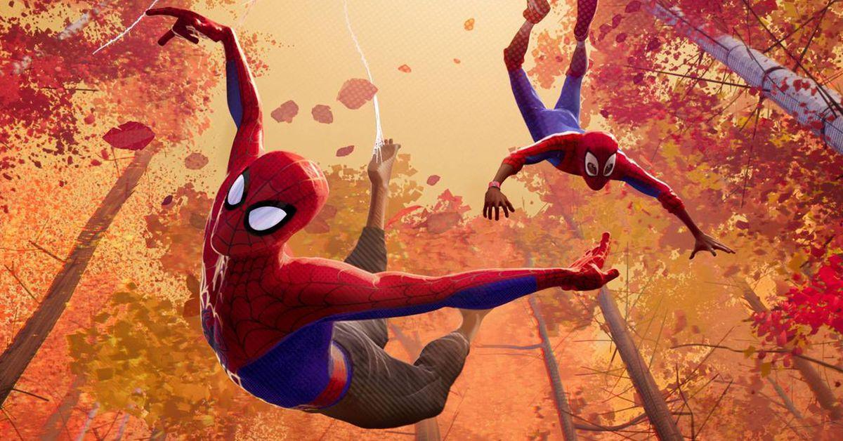 Spider Man: Into The Spider Verse 2