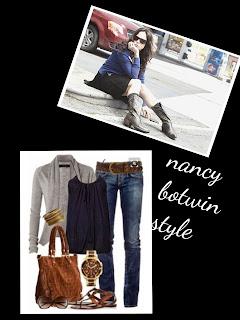 nancy botwin style