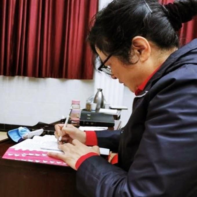 Bíblias para a China: Obrigado por fazer a diferença
