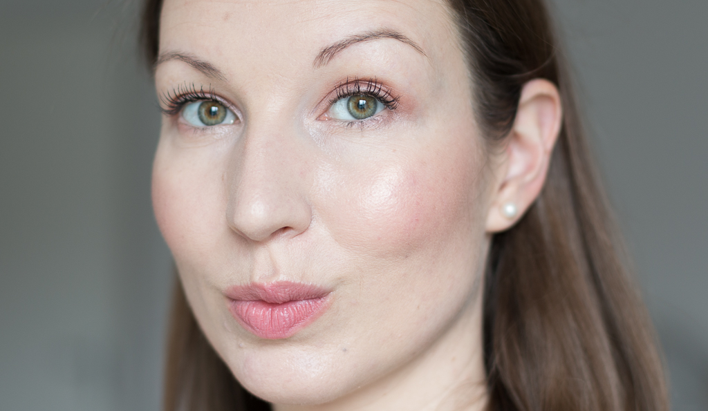 Benefit Brow Collection 2016 Look Augenbrauen ungeschminkt vorher