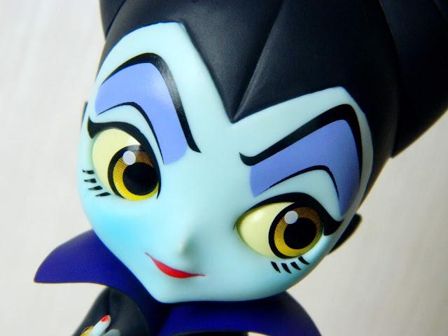 Banpresto Disney Q Posket Maleficent Figure
