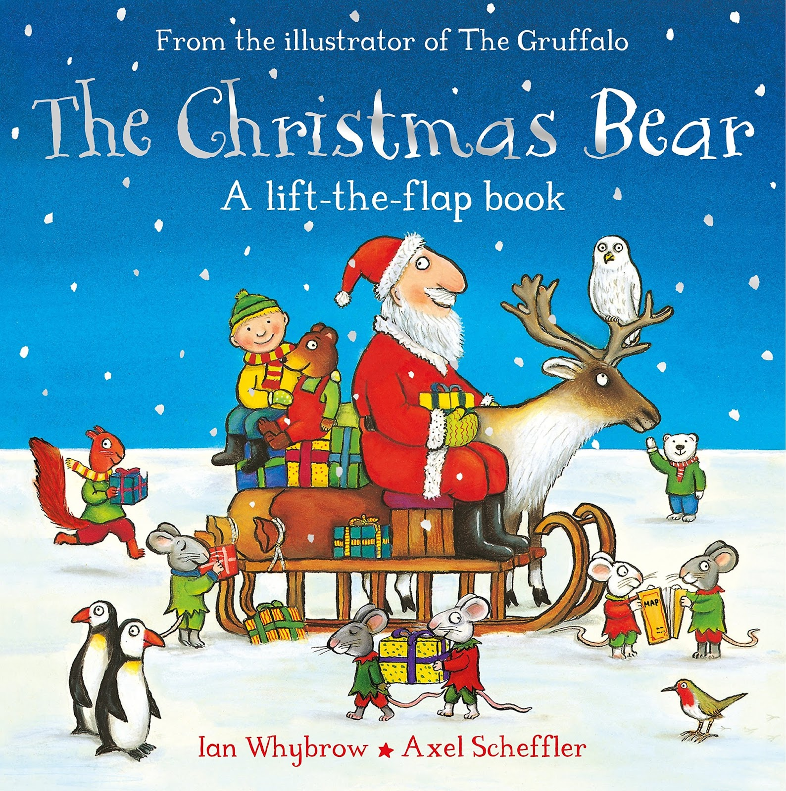 Image result for christmas bear story